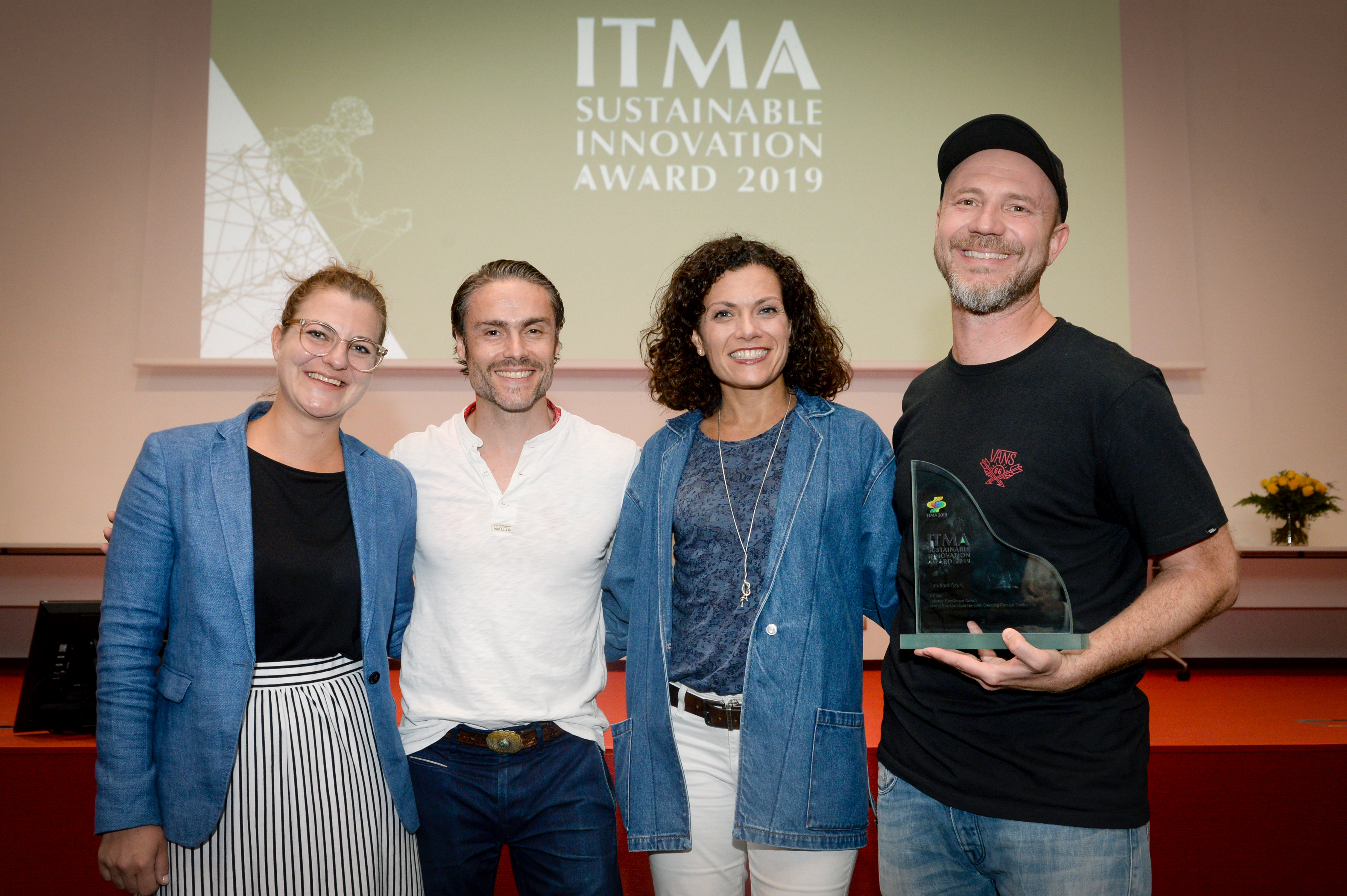 Candiani Denim nabs the Itma Sustainable Innovation Award