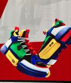 Sneakers by Li Ning