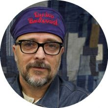 Christian Murianni, co-founder of The Denim School of Milano