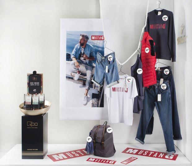 billig werden glatt 100% authentifiziert Brands: Coffee cooperation: Mustang sells via Tchibo