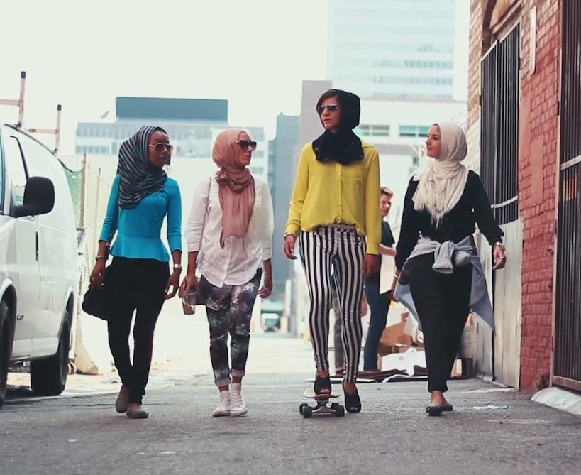 Contemporary Muslim Fashions comes to Europe