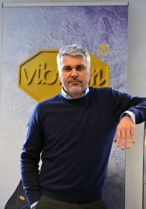 Davide Canciani, Vibram's global marketing director