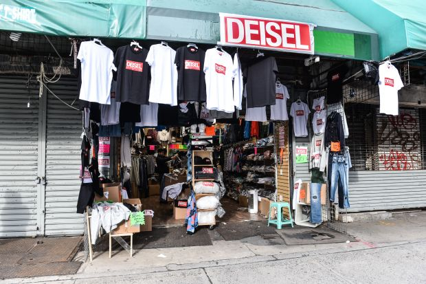 The Deisel Store in NYC