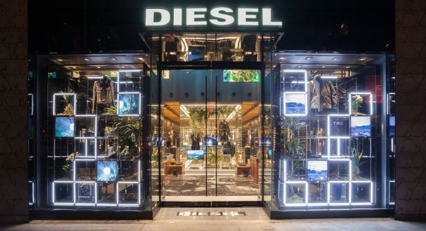 Diesel flagship store 625 Madison Ave, New York