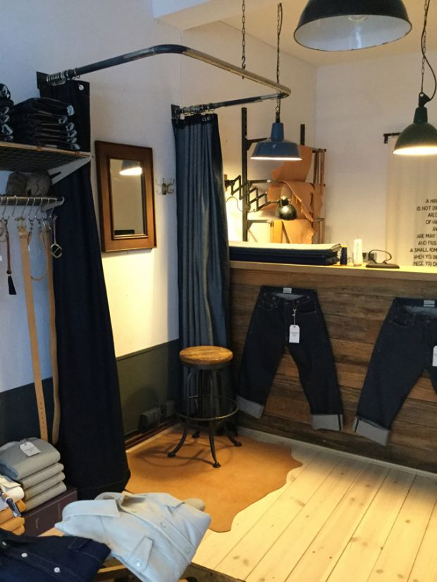Braves & Company atelier and store