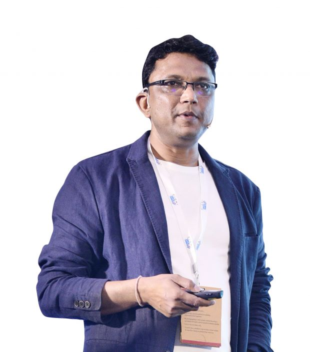 Sandeep Agarwal, founder and CEO, Denimsandjeans