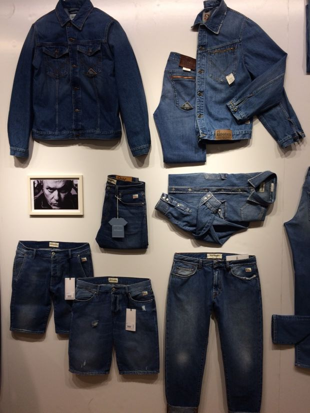 Roy Rogers collaboration with Kurabo Denim