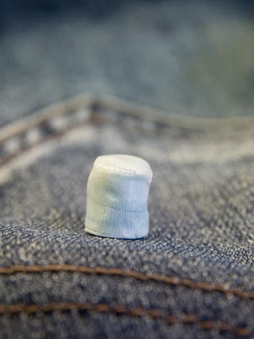 Doctored denim: recycled jeans create a cartilage substitute