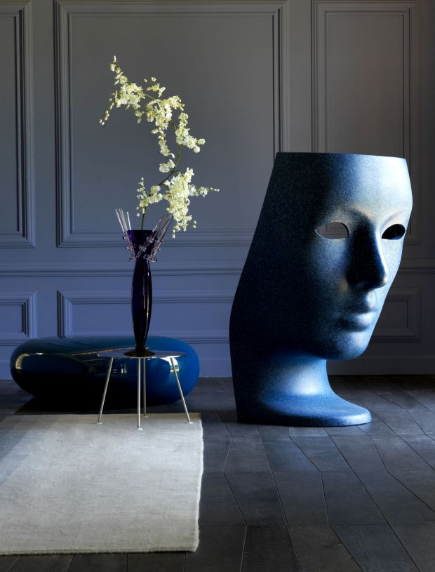 In your face: the Nemo armchair