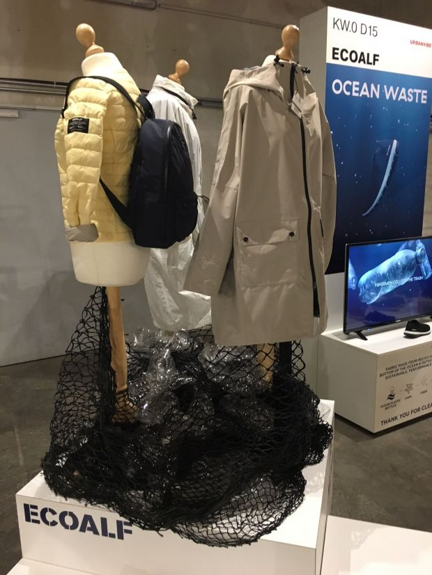Ecoalf at Kraftwerk, July 2018