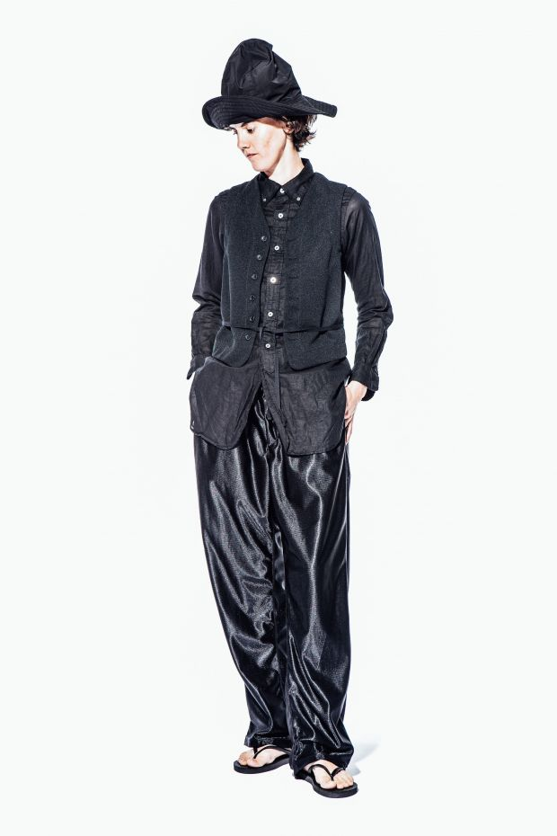 A look by Engineered Garments# women's line