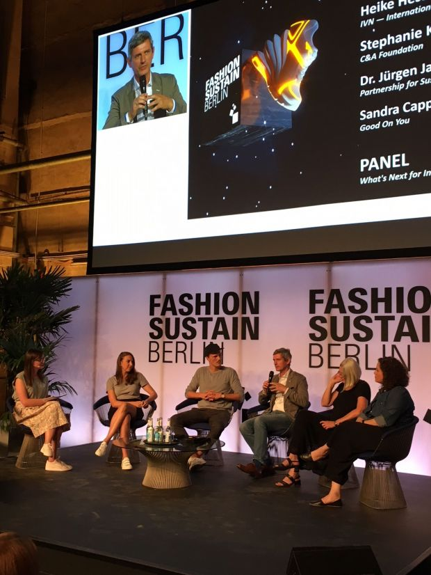 FashionSustain at Kraftwerk, July 2018