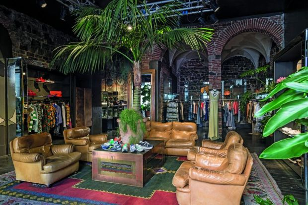 The Store in Flornece offers menswear & womenswear