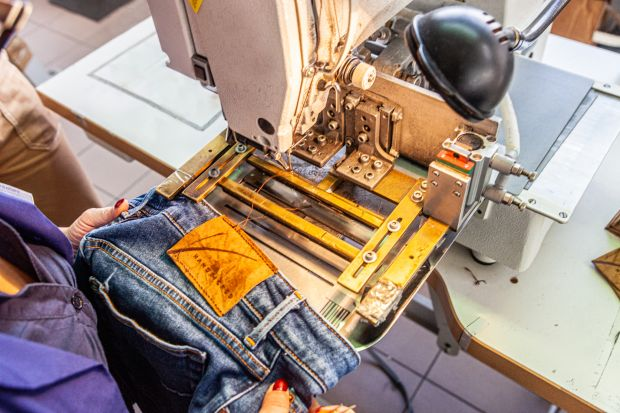 Giada Group jeans production