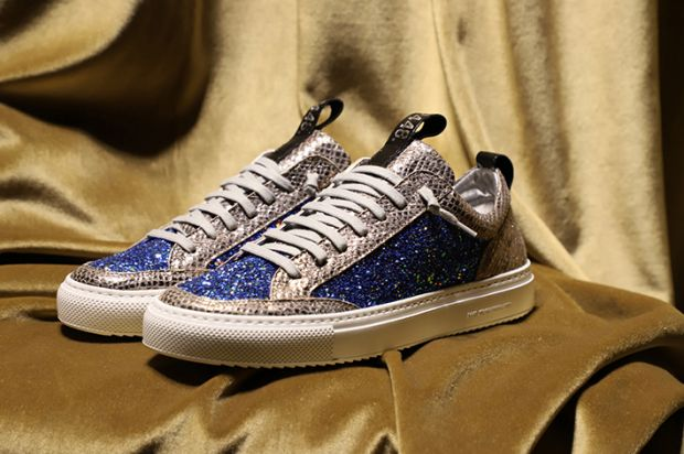 Footwear: How Italy's luxury sneaker brand P488 wants to go
