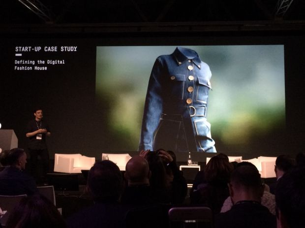 Kerry Murphy , co-founder of The Fabricant presents C2C Gold collab with Soorty.