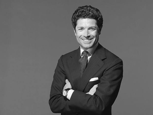 Matteo Marzotto, president of Dondup