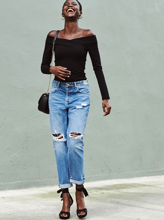 Look from the Denim Style Guide by H&M