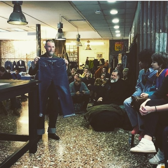 Isko denim seminar