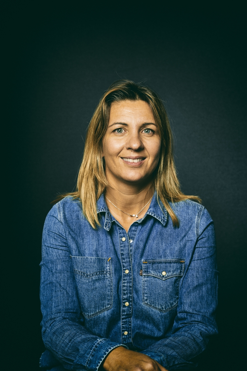 Lucia Marcuzzo, Vice President Central Europe Levi Strauss & Co