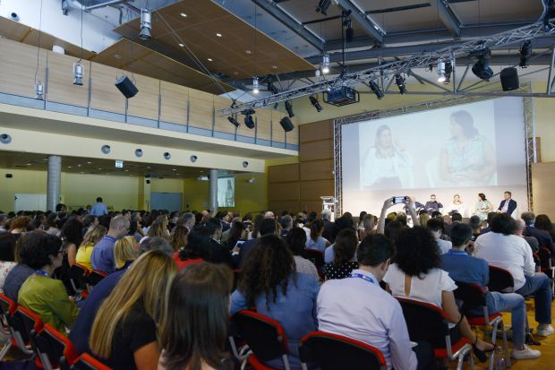 Audience at Luxury Summit del Sole 24 Ore