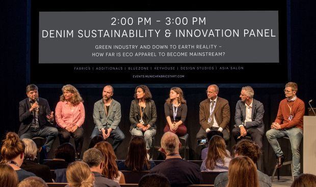 Sustainabilty Panel, September 2017