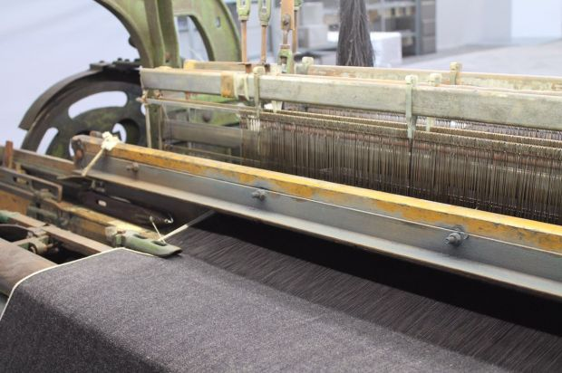 The loom comes from Asia.