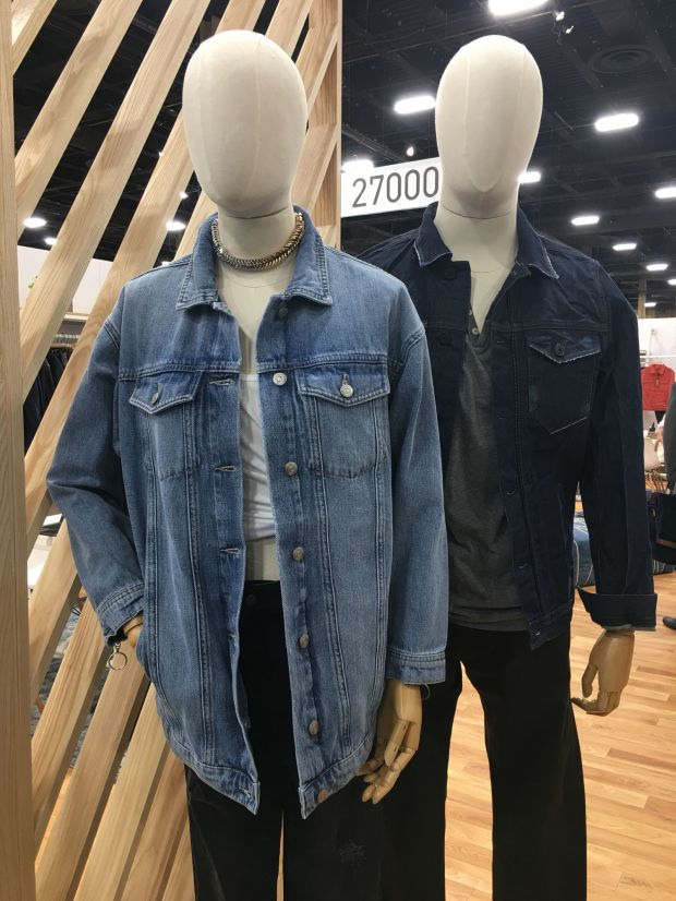 Mavi stood out with the increased use of stretch fabrics in their denim products.