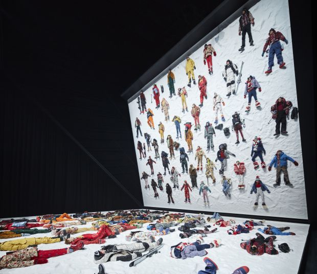 Moncler Grenoble by Simone Mandrino: the third one out the first eight Moncler Genius collaborations