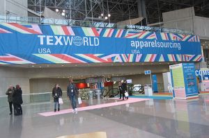 Texworld USA and Apparel Sourcing USA both had successful three-day runs at the Javits Center last week.