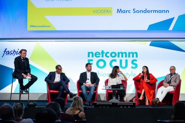 Netcomm Focus Fashion & Lifestyle convention in Milan