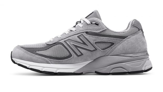 The New Balance 990 has been produced for over 75 years.