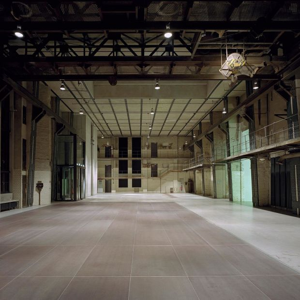 MBFW location at Ewerk