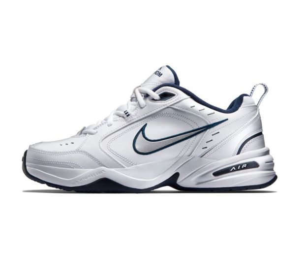 Another antique shoe: The Nike Air Monarch has been around for decades.