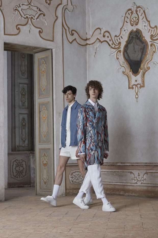 Parcoats Florence s/s 2020 campaign