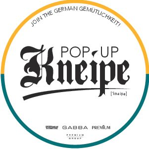 Pop Up Kneipe - at Premium