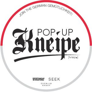 Pop Up Kneipe - at Seek