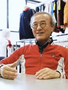 Gene Yoon, global chairman at Fila