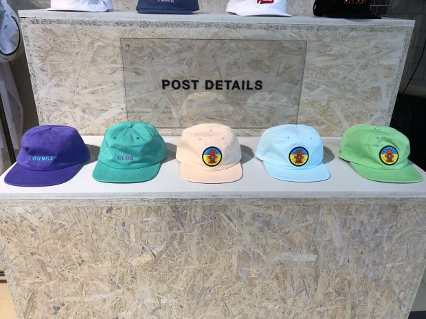 Caps by PostDetails
