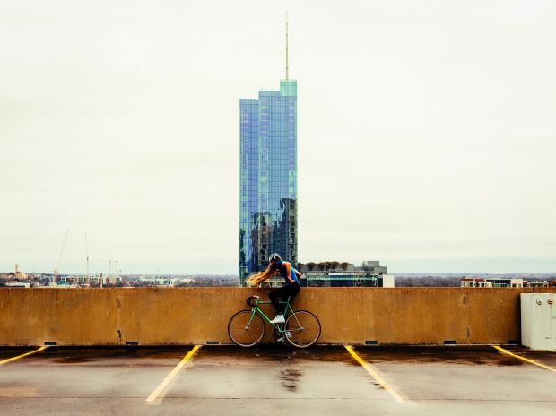 Rapha's urban approach captured in Austin, Texas