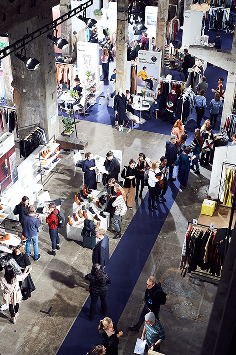 """Neonyt has finally become a proper fashion trade show,"" concludes Oliver Spieß, CEO of Langbrett"