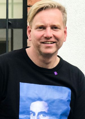 Jörg Wichmann, head of Panorama Berlin