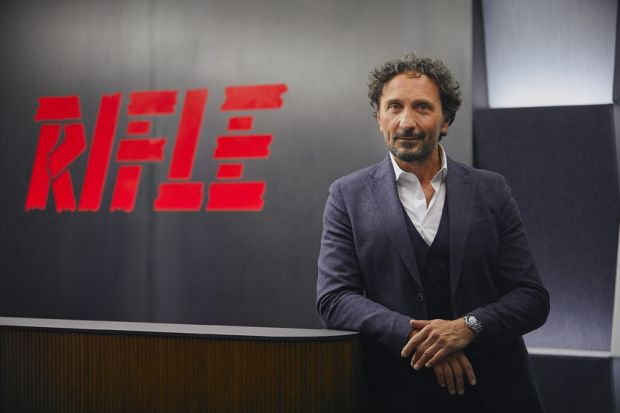 Franco Marianlelli, chairman and CEO Rifle