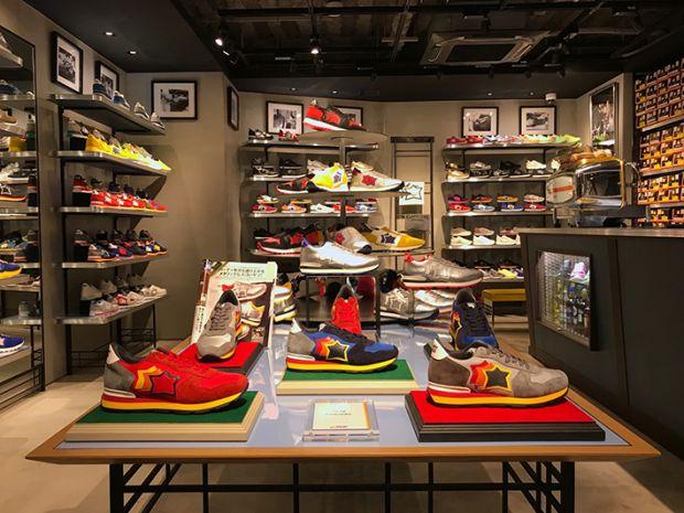 Footwear: Sneaker brand Atlantic Stars