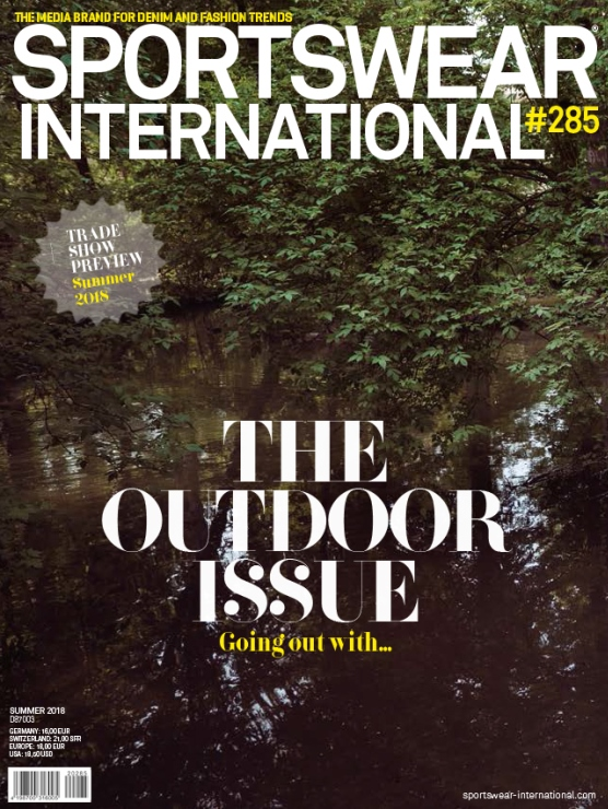 Cover The Outdoor Issue #285