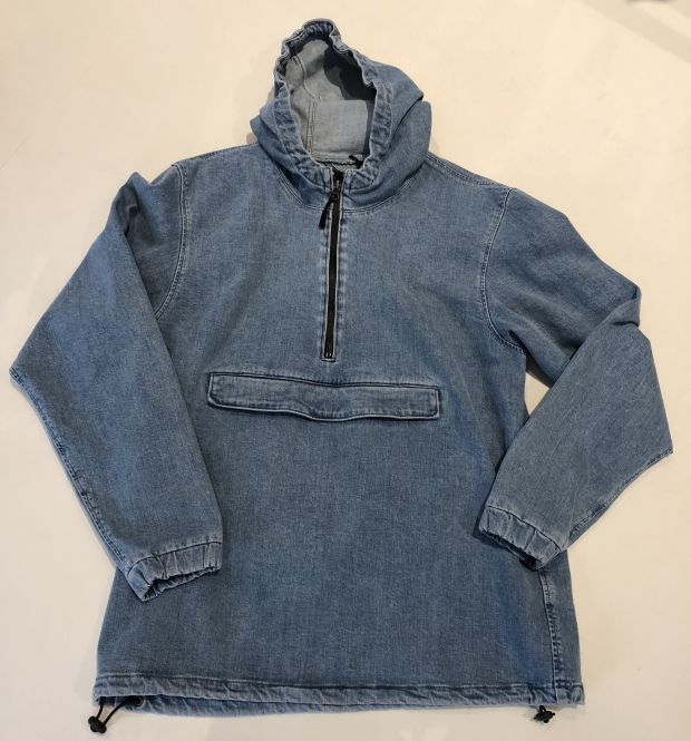 Sporty, waterproof denim piece by Edwin Europe