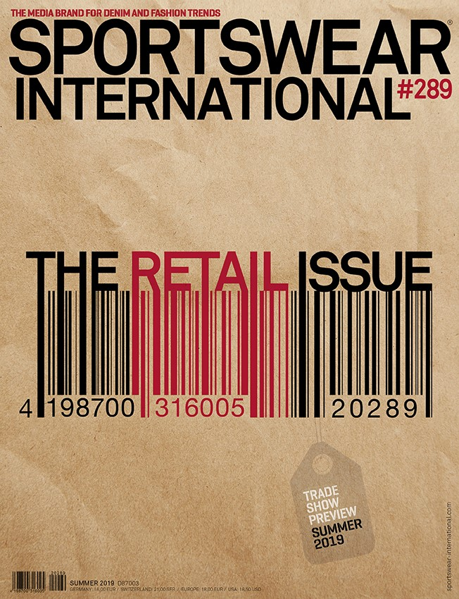 Step in, have a look and be amazed: Read our brand new Retail Issue