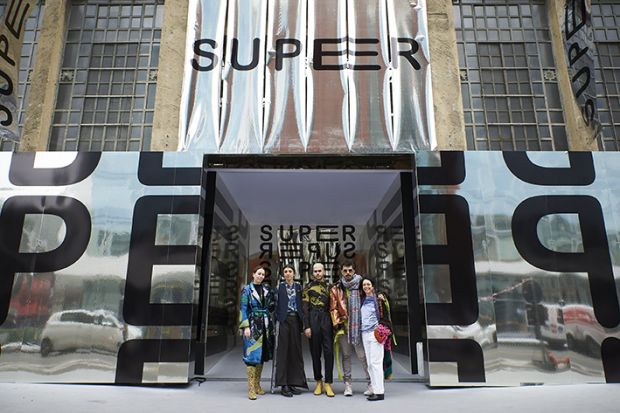 Super Talents project was a part of Super, showing i.e. a selection of designers from Armenia.