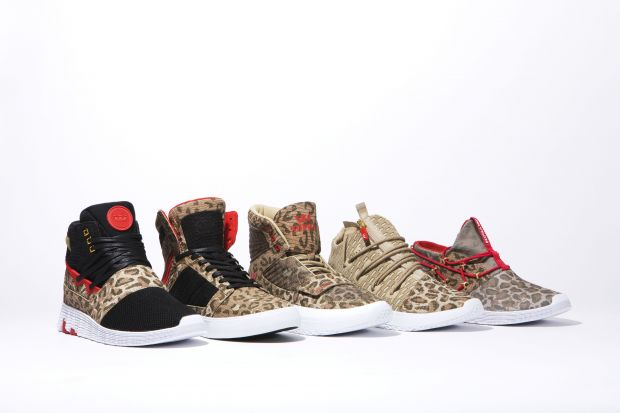 Animal Prints at Supra Footwear