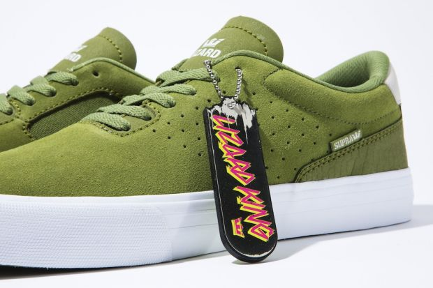 Supra x Mike Plumb aka Lizard King